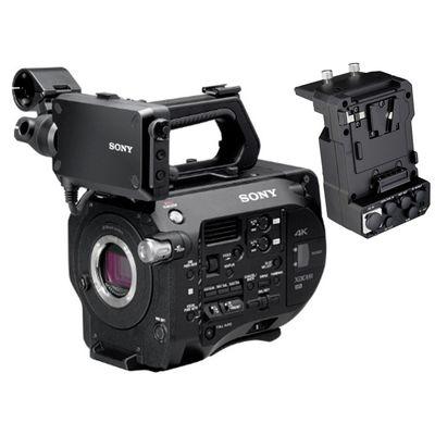 Für weitere Info hier klicken. Artikel: Sony PXW-FS7 + XDCA-FS7 Erweiterungsmodul