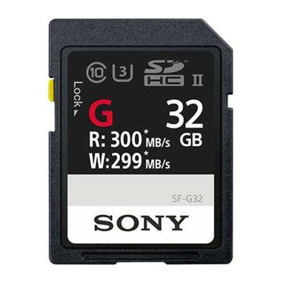 Für weitere Info hier klicken. Artikel: Sony SDXC Class10 UHS-II R300 32 GB