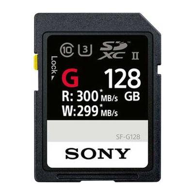 Für weitere Info hier klicken. Artikel: Sony SDXC Class10 UHS-II R300 128 GB