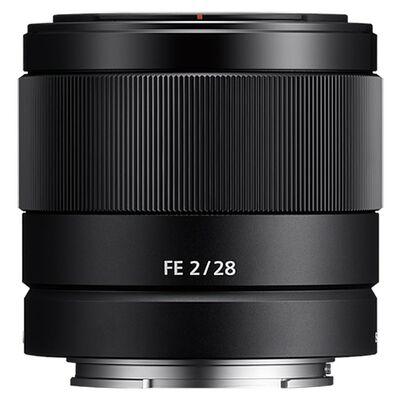 Für weitere Info hier klicken. Artikel: Sony SEL 28mm f/2,0 Sony FE-Mount