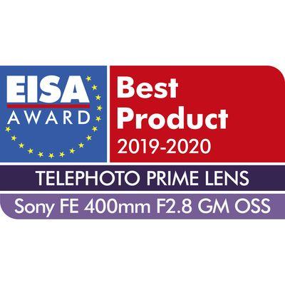 Für weitere Info hier klicken. Artikel: Sony SEL 400mm f/2,8 GM OSS Sony FE-Mount
