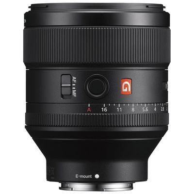 Für weitere Info hier klicken. Artikel: Sony SEL 85mm f/1,4 GM Sony FE-Mount
