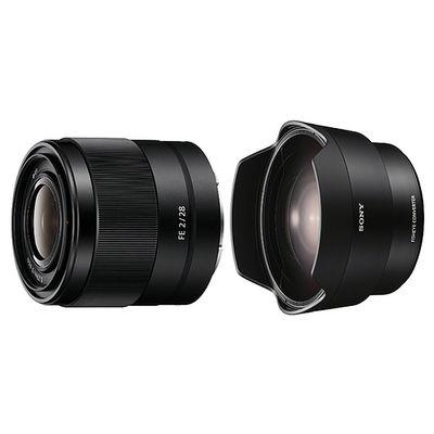 Für weitere Info hier klicken. Artikel: Sony SEL FE 2,0/28 mm inkl. Konverter