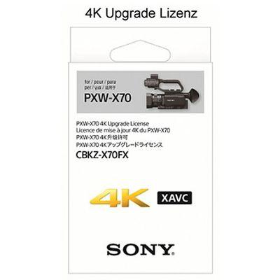 Für weitere Info hier klicken. Artikel: Sony Software-Update CBKZ-X70FX
