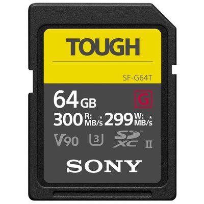 Für weitere Info hier klicken. Artikel: Sony TOUGH UHS-II R300 Class10 64 GB