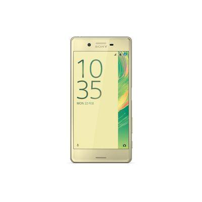 Für weitere Info hier klicken. Artikel: Sony Xperia X Lime-Gold