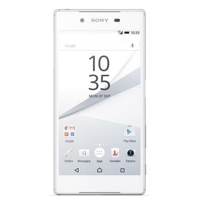 Für weitere Info hier klicken. Artikel: Sony Xperia Z5 silber-weiß
