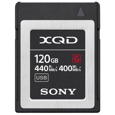 Für weitere Info hier klicken. Artikel: Sony XQD G-Serie 120 GB