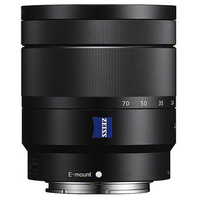 Für weitere Info hier klicken. Artikel: Sony Zeiss Vario-Tessar T* SEL 16-70mm f/4,0 OSS Sony E-Mount