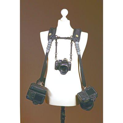 Für weitere Info hier klicken. Artikel: Sun-Sniper STRAP THE ROTABALL-DPH DOUBLE-PLUS-HARNESS mit ROTABALL Konnektor - schwarz