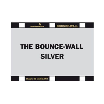 Für weitere Info hier klicken. Artikel: Sunbounce BOUNCE-WALL Reflektor Silber - Rückseite Weiss