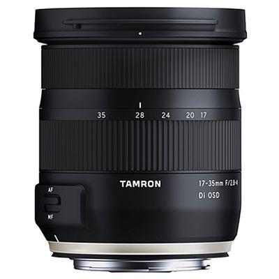 Für weitere Info hier klicken. Artikel: Tamron AF 17-35mm f/2,8-4 Di OSD Canon EF