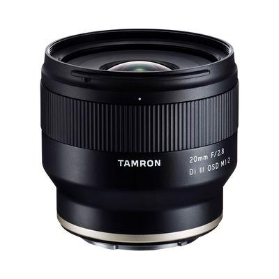 Für weitere Info hier klicken. Artikel: Tamron 20mm f/2.8 Di III OSD M1:2 Sony FE-Mount