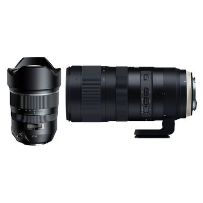 Für weitere Info hier klicken. Artikel: Tamron AF 2,8/15-30 + AF 2,8/70-200 Canon EF