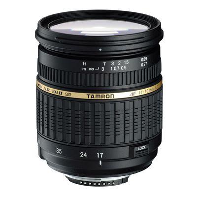 Für weitere Info hier klicken. Artikel: Tamron AF 17-50mm f/2,8 SP XR Di II LD -Retourenware - Pentax K