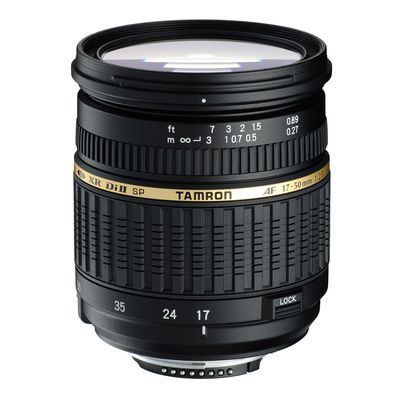 Für weitere Info hier klicken. Artikel: Tamron AF 2,8/17-50 SP XR Di II LD Canon EF-S