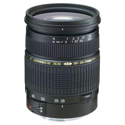 Für weitere Info hier klicken. Artikel: Tamron AF 2,8/28-75 XR Di Asp.IF Nikon DX