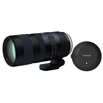 Für weitere Info hier klicken. Artikel: Tamron AF 70-200mm f/2,8 Di VC USD G2 SP + TAP-in Console Nikon FX