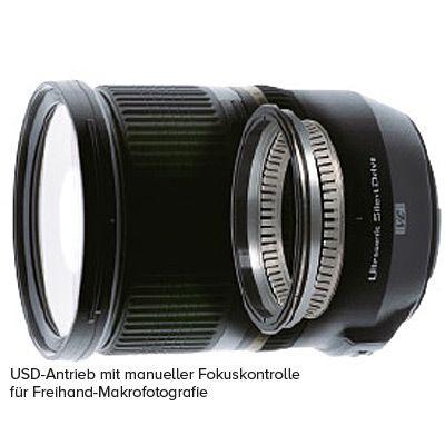Für weitere Info hier klicken. Artikel: Tamron AF 90mm f/2,8 Macro SP VC USD Di Canon EF