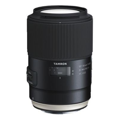 Für weitere Info hier klicken. Artikel: Tamron AF 2,8/90 Macro SP VC USD Di Nikon FX
