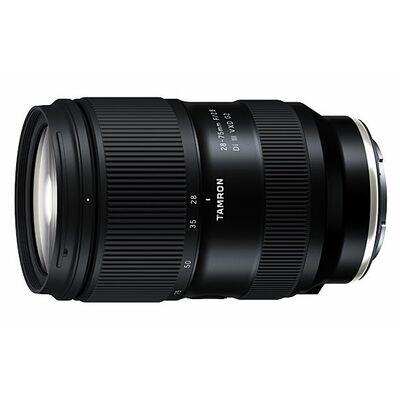Für weitere Info hier klicken. Artikel: Tamron 28-75mm f/2,8 Di III VXD G2 Sony FE-Mount