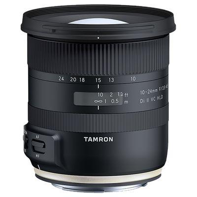 Für weitere Info hier klicken. Artikel: Tamron AF 10-24mm f/3,5-4,5 Di II VC HLD Canon EF-S