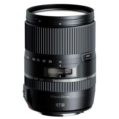 Für weitere Info hier klicken. Artikel: Tamron AF 3,5-6,3/16-300 Di II PZD Sony A-Mount