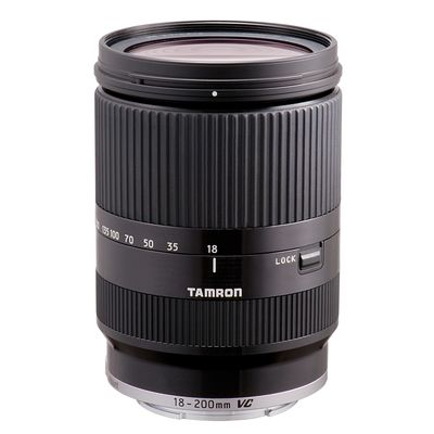 Für weitere Info hier klicken. Artikel: Tamron AF 3.5-6.3/18-200 Di III VC schwarz Canon EF-M