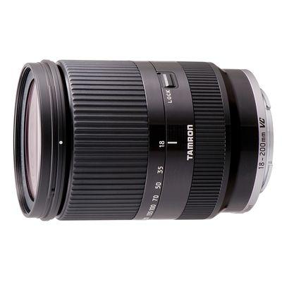 Für weitere Info hier klicken. Artikel: Tamron AF 18-200mm f/3,5-6,3 Di III VC - Demomodell - schwarz Canon EF-M