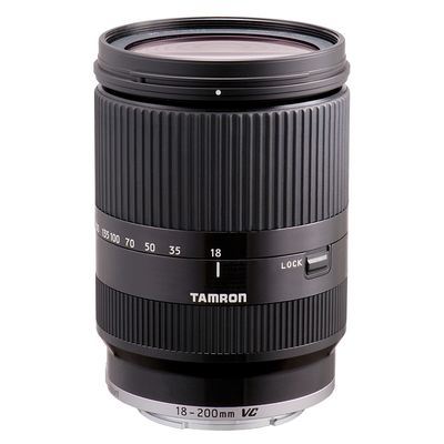 Für weitere Info hier klicken. Artikel: Tamron AF 3.5-6.3/18-200 Di III VC schwarz Sony E-Mount