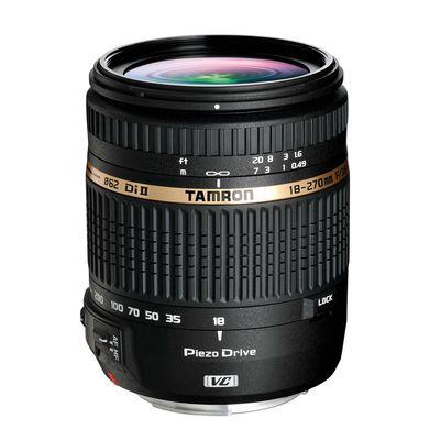 Für weitere Info hier klicken. Artikel: Tamron AF 3,5-6,3/18-270 Di II VC PZD Canon EF-S