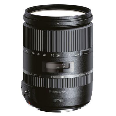 Für weitere Info hier klicken. Artikel: Tamron AF 3,5-6,3/28-300 Di VC PZD Nikon FX