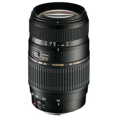 Für weitere Info hier klicken. Artikel: Tamron AF 4,0-5,6/70-300 Di LD Mac. Nikon FX