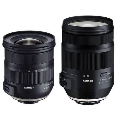 Für weitere Info hier klicken. Artikel: Tamron Objektivset AF 17-35mm f/2,8-4 Di OSD + 35-150mm f/2,8-4,0 Di VC OSD Canon EF