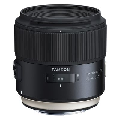 Für weitere Info hier klicken. Artikel: Tamron SP 1,8/35 mm Di VC USD Canon EF