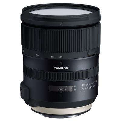 Für weitere Info hier klicken. Artikel: Tamron SP 2,8/24-70 mm Di VC USD G2 Canon EF