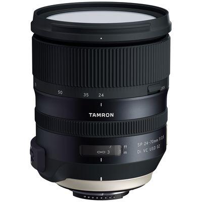 Für weitere Info hier klicken. Artikel: Tamron SP 2,8/24-70 mm Di VC USD G2 Nikon FX