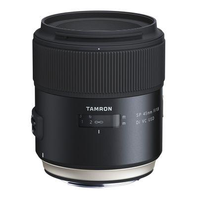 Für weitere Info hier klicken. Artikel: Tamron SP 45mm f/1,8 Di VC USD Sony A-Mount Vollformat