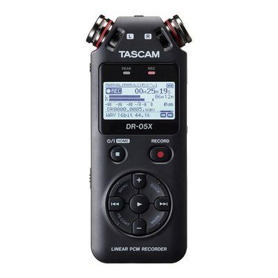 Für weitere Info hier klicken. Artikel: Tascam DR-05X