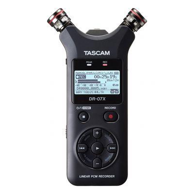 Für weitere Info hier klicken. Artikel: Tascam DR-07X