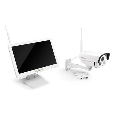 Für weitere Info hier klicken. Artikel: Technaxx Überwachungskamera TX-30 Premium Security Camera-Set mit 18,5 Monitor
