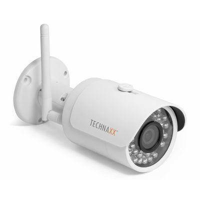 Für weitere Info hier klicken. Artikel: Technaxx Überwachungskamera WiFi IP-Cam Bullet PRO Outdoor TX-65