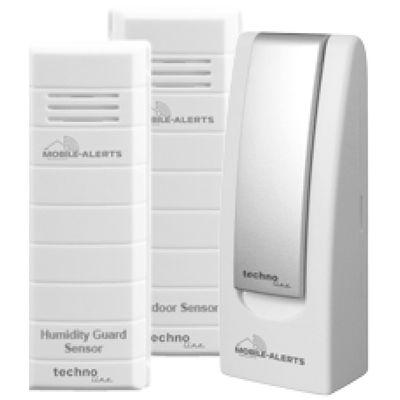 Für weitere Info hier klicken. Artikel: Technoline SET Gateway Basisstation inkl. Temperatur- / Luftfeuchtemelder für Innen und Außen
