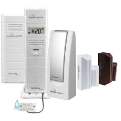 Für weitere Info hier klicken. Artikel: Technoline SET Gateway Basisstation inkl. Temperaturmelder+ Wassermelder+ Fenster- & Türkontakt