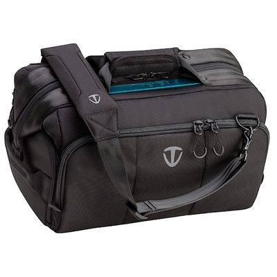 Für weitere Info hier klicken. Artikel: Tenba Cinelux Shoulder Bag 16 schwarz