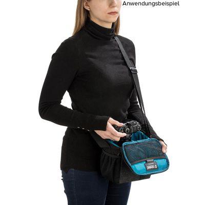 Für weitere Info hier klicken. Artikel: Tenba Schultertasche Skyline 8 Shoulder Bag schwarz