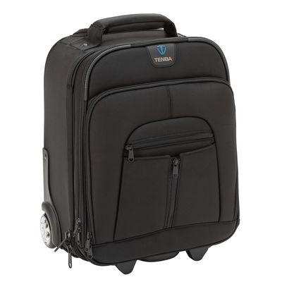 Für weitere Info hier klicken. Artikel: Tenba Trolley Roadie Rolling Case — Compact schwarz