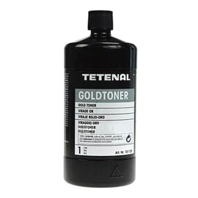 Für weitere Info hier klicken. Artikel: Tetenal Goldtoner 1000 ml