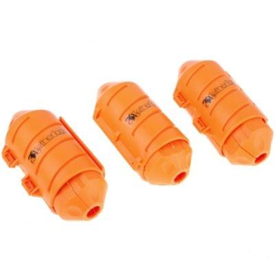 Für weitere Info hier klicken. Artikel: Tether Tools 3er-Set JerkStopper Extension Lock Schutzkapsel für lose Kabelenden und USB-Kabel-Verbindungen orange