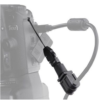 Für weitere Info hier klicken. Artikel: Tether Tools JerkStopper Camera Support Kabelhalter als Zugentlastung z.B. für Kamerakabel wie Synchrokabel, USB-Kabel, HDMI-Kabel, Auslösekabel etc.